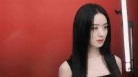 赵丽颖黑长直病娇美人,完美诠释不一样的魅惑风格!