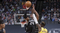 NBA:湖人120-123国王 希尔德29分 施罗德28分