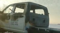 公路上看到一辆卡车,这也能开吗