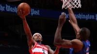 NBA:快船117-119奇才 比尔33分 莱昂纳德22分