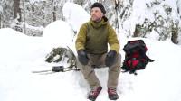 冬雪旅行  丛林露营
