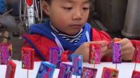 趣事童年:吃泡泡糖记得吹泡泡呦