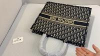 Dior tote 大号42cm 老花托特包  购物袋