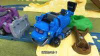 帮帮龙出动之我的恐龙邻居玩具故事