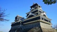 大阪城天守阁 日本战国时期的建筑 丰臣秀吉和德川幕府政权变迁的见证
