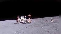 超清版阿波罗16号月球车1972年4月21日登陆月球