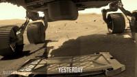 """""""毅力""""号在火星上作业"""