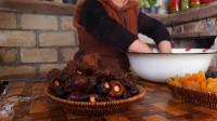 家乡美食 奶奶制作的好吃的甜点