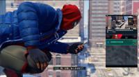 【红兜帽HD】PS5版 漫威蜘蛛侠:迈尔斯·莫拉莱斯 光追模式 实况流程 第二期