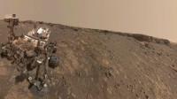 火星表面最新视频8k 坚持不懈的漫游者号传回的照片