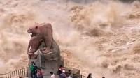 中国黄河之水真壮观