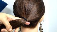 发型比长相更重要?贵气女人时尚扎发,让你优雅有气质