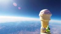 冰淇淋在太空中能融化吗?老外亲测,结果出乎预料!