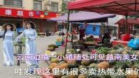 云南中越边境小镇之旅,这里四季如春,房价低廉!被越南人称为天堂!当地很多越南人在此工作!