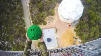 乐高积木到底有多硬?老外不服从45米高空扔下,镜头记录全过程