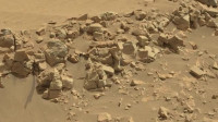 来自火星的最新地形图片