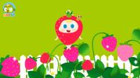 儿童歌曲_草莓之歌_韩语儿歌解说