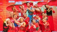 118  集体舞蹈《盛世欢歌》星耀杯2020舞蹈大赛-12月