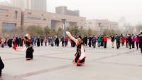 玉树锅庄舞及领舞规范动作(2)玉树锅庄