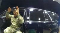美军黑人中尉因开新车遭警察暴力执法 哭诉:为国效力,结果就这
