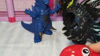 童年趣事:大鳄鱼想吃独眼怪,那可不行啊