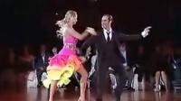 2010年世界巨星拉丁舞表演
