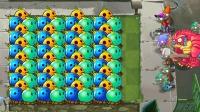 植物大战僵尸2:五阶保龄泡泡登场,海中对战鳕鱼巨人!球强无敌