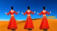 零基础肚皮广场舞《印度女孩》背面演示,非常简单,一天轻松学会