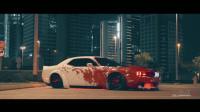 道奇地狱猫60帧1080p街头秀车,来自地狱的咆哮