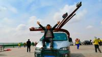小伙穷游中国,内蒙古阿拉善英雄会到底是干什么的?看完你就明白