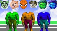 自制超级英雄:英雄与哥斯拉