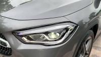 2020款奔驰GLA200按下钥匙,坐进车内氛围灯亮起,瞬间心动了!