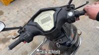 电动车上的一个神奇按钮你知道吗?即使坏在半路也能让你正常骑行