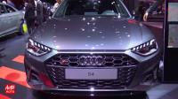 2020款奥迪S4Avant登场,了解完外观和内饰,给个不买的理由!