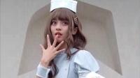 花式边境Cosplay ,护士装小姐姐清纯可人