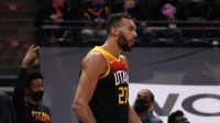NBA:雷霆96-106爵士 戈贝尔13+14+1