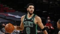 NBA:凯尔特人116-115开拓者 塔图姆32+9