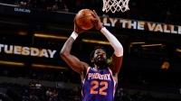 NBA:热火86-106太阳 艾顿19+13