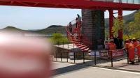66306频道,去博山柿红山旅游。