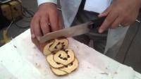 靠声波来切割的菜刀,削铁如泥吹发可断,要是切到手会发生什么?