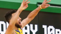 NBA:勇士114-119凯尔特人 库里47分 塔图姆44分