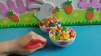 今天就只有彩虹糖,将就一下吃吧