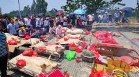 全程实拍广东粤西谭氏扫墓,现场人山人海,场面十分火爆