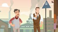 肺气肿3:吸烟能把肺伤成啥样?
