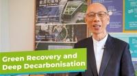 推动绿色复苏 迈向碳中和