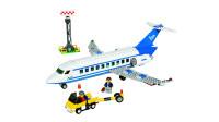 乐高积木:城市系列3181客运飞机