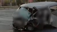吉林公主岭发生一起交通事故 致2死2伤
