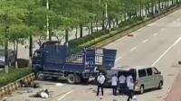 特斯拉追尾货车 死亡司机疑为公安原副局长