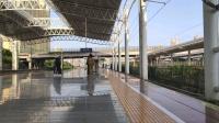 【2021.5】G7035次(南京~上海)镇江站城际场5道停车,CRH2C-2069-2067