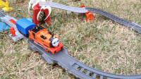 托马斯玩具 户外探险3款超长轨道套装